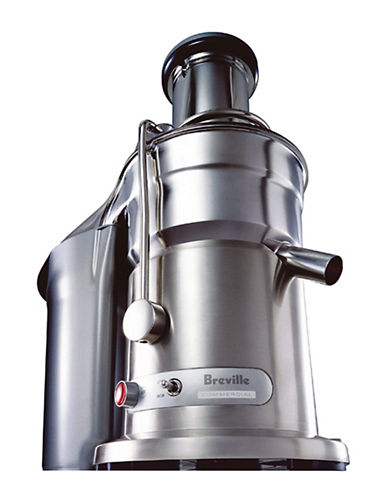 Breville Juice Fountain Elite-SILVER-One Size