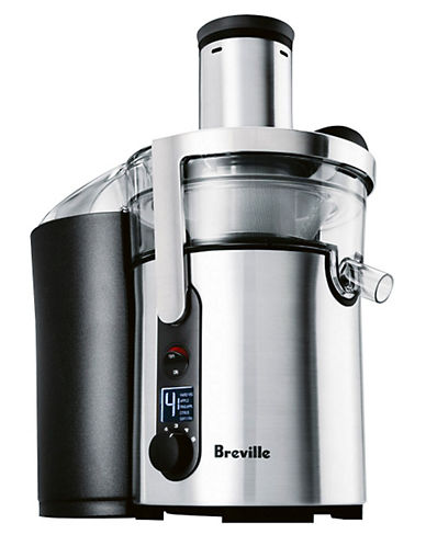 Breville Juice Fountain Multi-Speed-SILVER-One Size