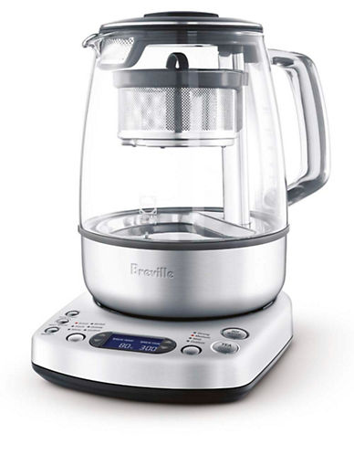 Breville 1.5L Tea Maker-SILVER-One Size
