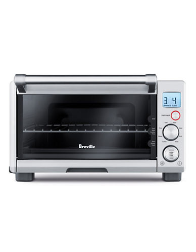 Breville The Compact Smart Oven-STAINLESS STEEL-One Size