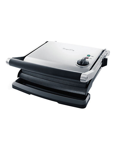 Breville The Panini Grill-SILVER-One Size