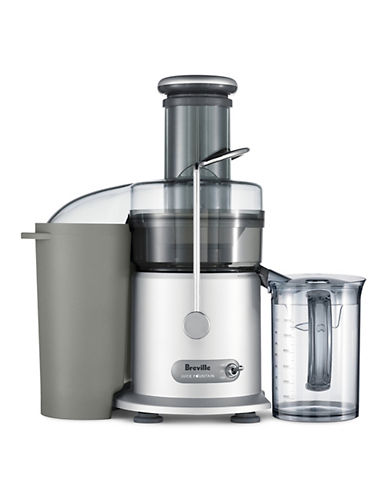Breville Juice Fountain Plus-SILVER/BLACK-One Size