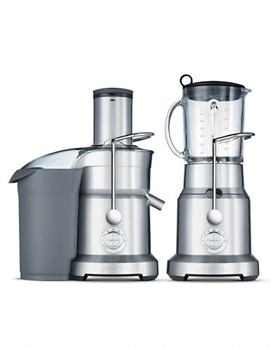 Breville Juice and Blend Combo-SILVER-One Size