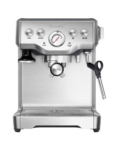 Breville The Infuseur Espresso Machine-SILVER-One Size