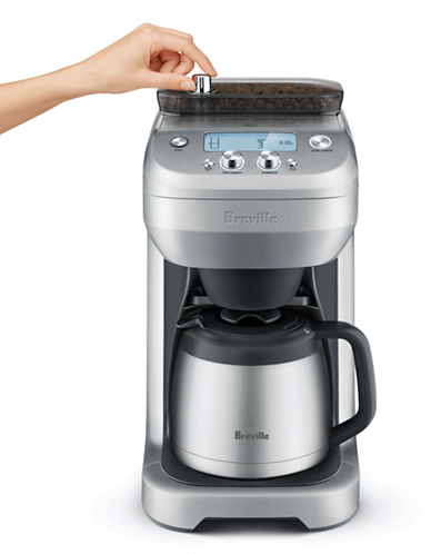 Breville The Grind Control-SILVER-One Size