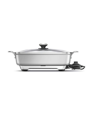 Breville Thermal Pro Electric Skillet-STAINLESS STEEL-One Size