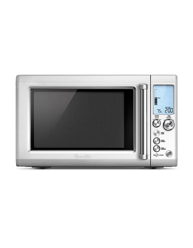 Breville The Quick Touch Microwave-STAINLESS STEEL-One Size