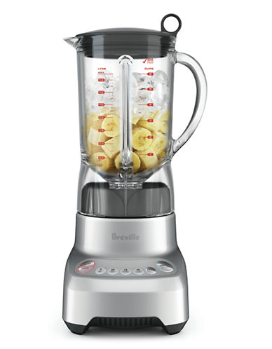 Breville The Hemisphere Smooth Blender-SILVER-One Size