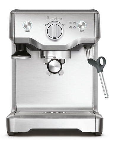 Breville The Duo Temp Pro-SILVER-One Size