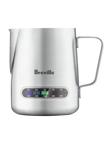 Breville Temp Control Milk Jug-STAINLESS STEEL-One Size