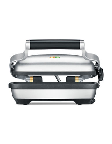 Breville Perfect Press Sandwich Maker-STAINLESS STEEL-One Size