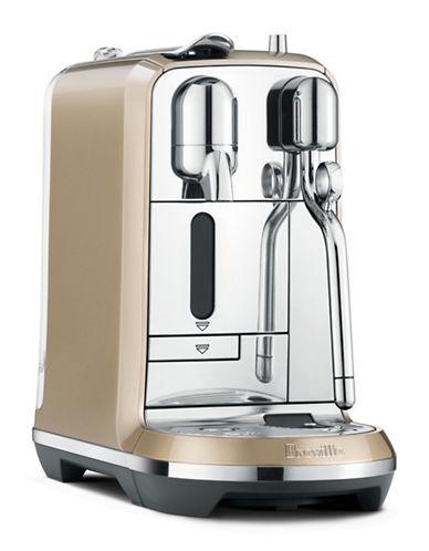 Nespresso Breville Creatista Coffee Machine-CHAMPAIGN-One Size
