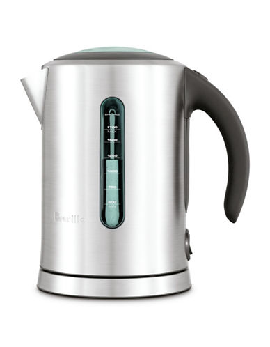 Breville Soft Top Pure Kettle-STAINLESS STEEL-One Size