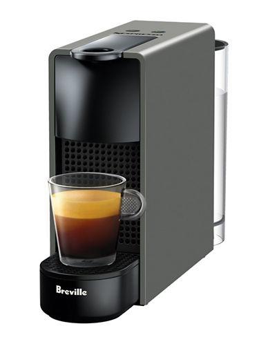 Nespresso Essenza Mini Machine-GREY-One Size