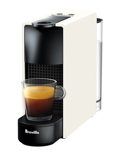 Nespresso Essenza Mini, White-WHITE-One Size