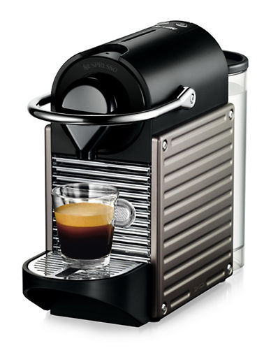 Nespresso Breville Pixie Coffee Machine-TITAN-One Size
