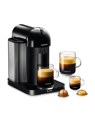 Nespresso Vertuo Coffee Machine-BLACK-One Size