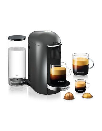 Nespresso VertuoPlus Deluxe Coffee Machine-TITAN-One Size