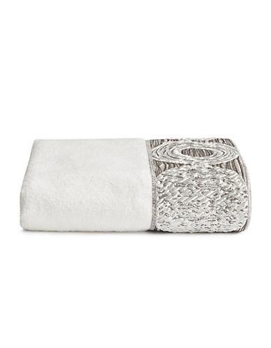 Avanti Galaxy Cotton Hand Towel-GALAXY WHITE-Hand Towel