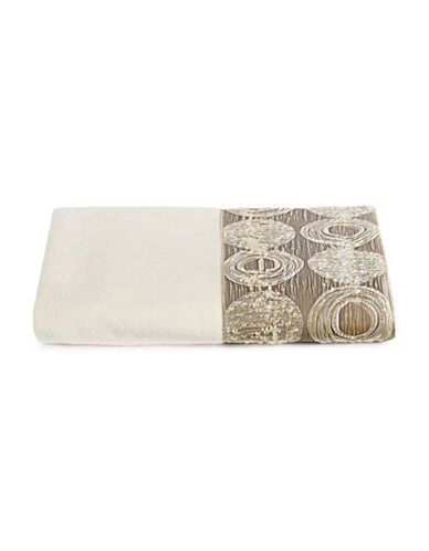 Avanti Galaxy Cotton Bath Towel-IVORY-Bath Towel