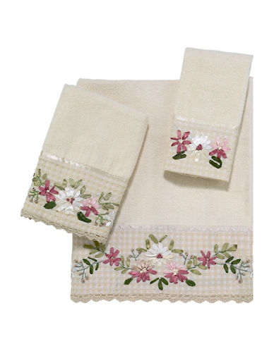 Avanti Victoria Hand Towel-IVORY-Hand Towel