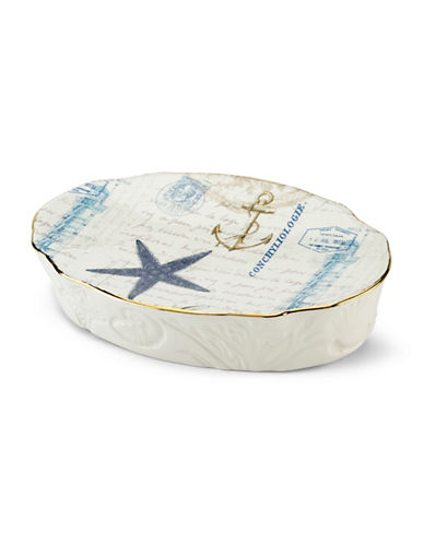 Avanti Antigua Soap Dish-MULTI-One Size