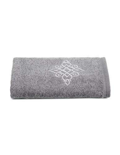 Avanti Riverview Cotton Fingertip Towel-NICKEL-Finger Tip Towel