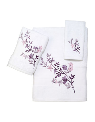 Avanti Bancroft Bath Towel-PURPLE-Bath Towel
