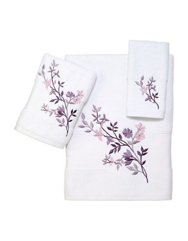 Avanti Bancroft Fingertip Towel-PURPLE-Finger Tip Towel