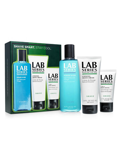 Lab Series Shave Smart Three-Piece Set-NO COLOUR-0