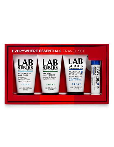 Lab Series Anywhere Essentials Four-Piece Set-NO COLOUR-0