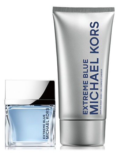 Michael Kors Extreme Blue On the Move Two-Piece Set-NO COLOUR-One Size