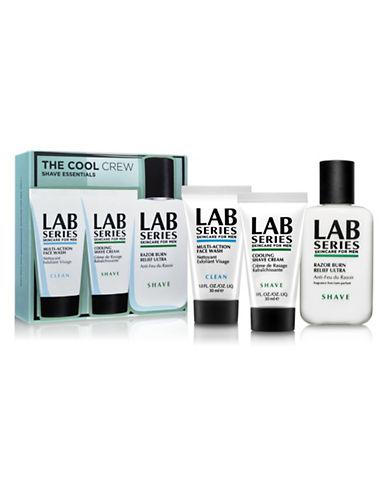 Lab Series Cool Crew Shave Essentials Set-NO COLOR-0