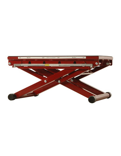 Stamina Stamina Adjustable Ply Box-RED-One Size