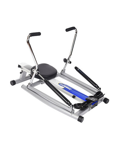 Stamina Free Motion Arms Stamina Rower-BLACK-One Size