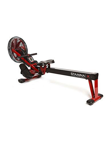 Stamina Stamina X Air Rower-RED-One Size