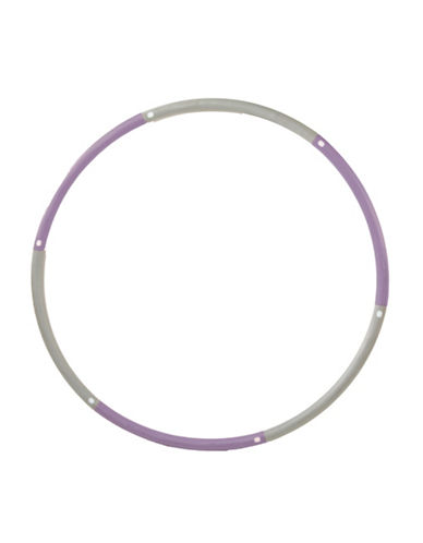 Stamina Stamina 2.5 Lb Fitness Hoop-PURPLE-One Size