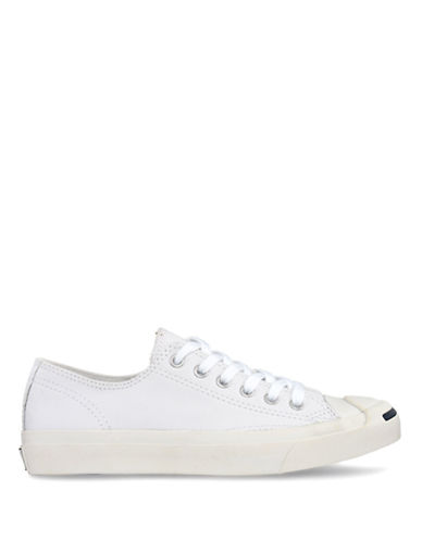 Jack Purcell By Converse Jack Punched Leather-WHITE-13