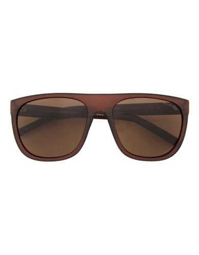 Tommy Hilfiger MEN172-BROWN-One Size