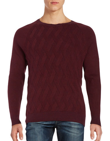 Tommy Bahama Ocean Crest Crew Neck Sweater-AGED CLARE-X-Large