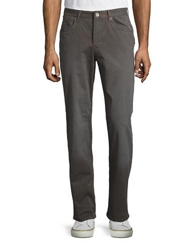 Tommy Bahama Montana Chino Pants-FOG GREY-36X32