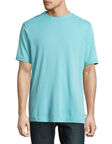 Tommy Bahama Dune Drifter T-Shirt-BLUE-Small