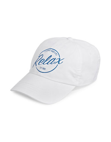 Tommy Bahama Swim Shady Relax Cap-WHITE-One Size