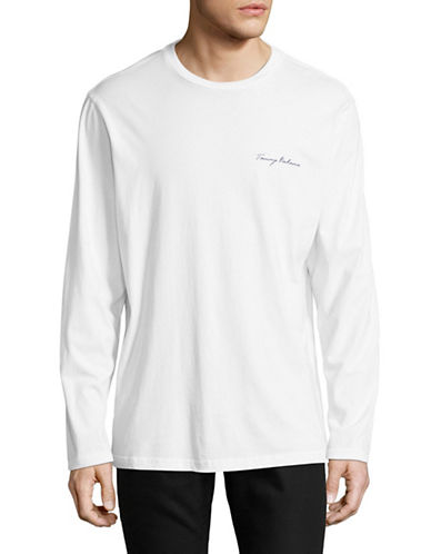Tommy Bahama Marlin T-Shirt-WHITE-Medium