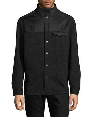 Tommy Bahama Lancaster Water-Resistant Wool-Blend Jacket-CHARCOAL-Medium