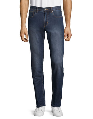 Tommy Bahama Low Rise Slim-Fit Jeans-INDIGO-34X30