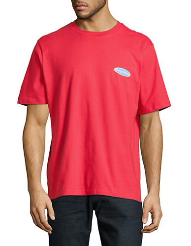 Tommy Bahama Suns Out Cotton T-Shirt-RED-Medium 90028618_RED_Medium