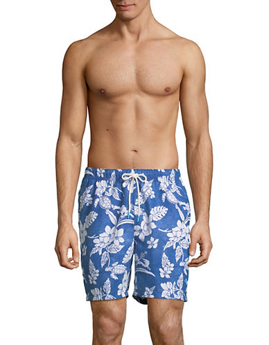 Tommy Bahama Naples Turtle Beach Swim Shorts-BLUE-X-Large 89971924_BLUE_X-Large