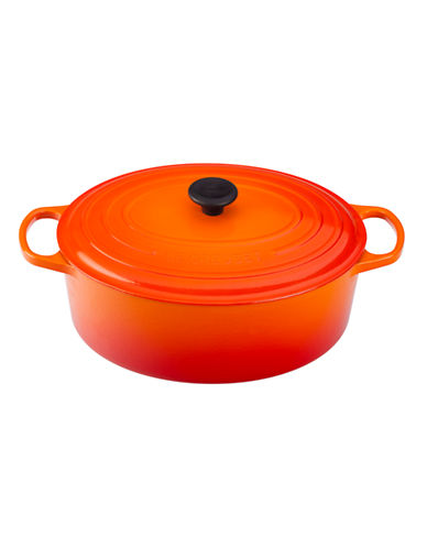 Le Creuset Oval French Oven-FLAME-8.9L