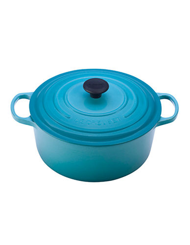 Le Creuset Oval French Oven-CARIBBEAN-6.3L